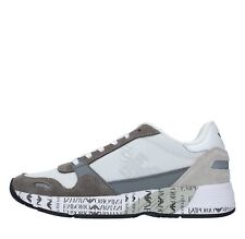 AMM02_EMPO Scarpe Sneakers EMPORIO ARMANI Uomo Multicolore