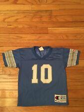 Charlie Batch Detroit Lions NFL Vintage Champion Toddler Jersey Size M (5-6)