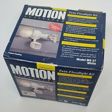 Regent Motion Activated Twin Floodlight Kit MS-37 125-0353