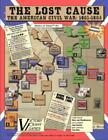 Victory Point Games Wargame Lost Cause - The American Civil War 1861-65 NM