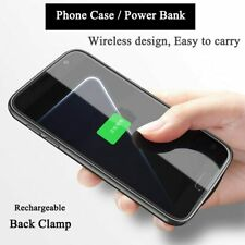 Slim External Battery Backup Case Charger Power Bank For Samsung Galaxy S7