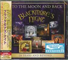 BLACKMORE'S NIGHT-TO THE MOON & BACK: 20 YEARS AND...-JAPAN 2 CD BONUS TRACK G88
