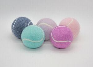 Price's Pastel Tennis Balls: 30 Quality High Performance Tennis Balls