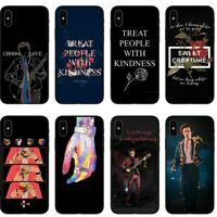 Harry Styles Case For iPhone 7 8 Plus X XS Max XR 6 singer songwriter and actor