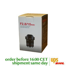 Samyang 10mm F2.8 ED AS NCS CS for Canon M
