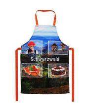 Schwarzwald Schürze 81 cm Apron Kuckucksuhr Tracht Black Forest
