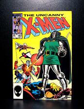 COMICS: Marvel: Uncanny X-Men #197 (1985), Arcade app - RARE