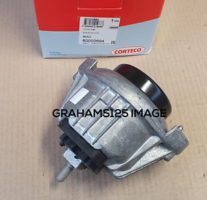 ENGINE MOUNTING FITS BMW 1 SERIES 3 SERIES X1 CORTECO 80000694