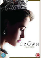 THE CROWN COMPLETE SERIES 1 DVD First Season Claire Foy Matt Smith UK Rel New R2