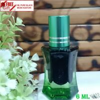 Kasturi Deer Black Musk Fragrance Oil, A+ Grade,strong and intense pheromone 6ML