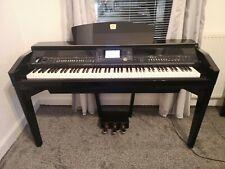 More details for yamaha clavinova cvp505 digital piano + yamaha stool.original price £4700