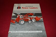 International Harvester Power Loaders Dealer Brochure GDSD6