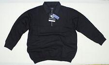 "NWT Charles River Mens ""The Guard Work Shirt"" Pullover Dark Navy XL Tall 01543"
