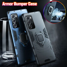 Magnetic Ring Holder Armor Case Hard Cover For Samsung Galaxy Note 20 Ultra 5G
