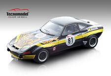 1:18 Tecnomodel Opel GT 1900 1971 Nurburgring Schuler/Frohich TM18-133C