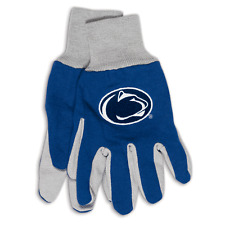 Penn State Adult Sport Utility Two Tone Gloves **Brand New** No Slip Grip