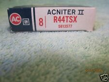 AC Spark Plugs R44TSX Acniter II  Green Ring 5613577 N O S