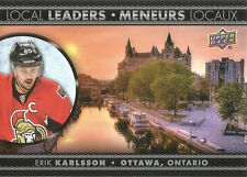 Erik Karlsson #LL-4 - 2016-17 Tim Hortons - Local Leaders