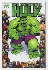 Incredible Hulk #601 (Oct 2009) Michael Golden 70th Frame Variant - Olivetti A