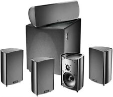 Definitive Technology ProCinema 600 Black 5.1-Channel Home Theater System
