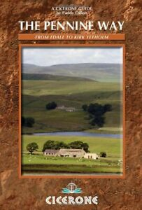 The Pennine Way (Cicerone National Trail Guides) (Cicerone Guides)-Paddy Dillon