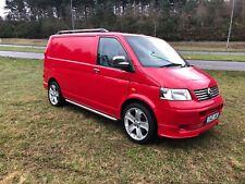 VW Transporter t5 1.9pd campervan