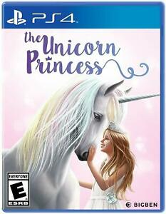 The Unicorn Princess (PS4) - PlayStation 4- NEW Factory Sealed!