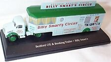 car Circus THE GREATEST SHOW ON EARTH ATLAS - Billy Smart Bedford