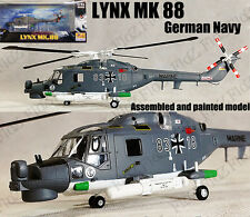 German Navy Lynx Mk.88 British military helicopter 1/72 no diecast Easy model