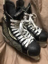Very Nice Easton Air Hand Crafted Ice Hockey Skates Great Shape Size 5.5 D L@K