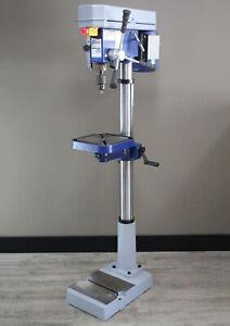 HAFCO MetalMaster PD-28 Industrial Ø23mm Belt Drive Pedestal Drill Press