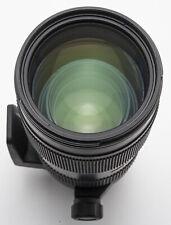 Sigma EX 70-200mm 70-200 mm 1:2.8 2.8 APO DG HSM II - Nikon AF