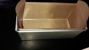 Backfolie/Dauerbackfolie für Kastenform 30 cm Antihaftbeschichtet, 2 Wahl