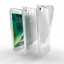 Apple iPhone 7  Case, Savvies® Xtreme Cover Bumper TPU Shockproof Soft - Clear