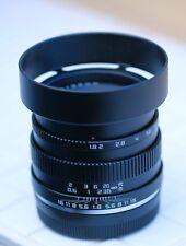 ZONLAI 22 mm 1.8 - neu - Fuji X Mount - Leica Look für Fujifilm XF