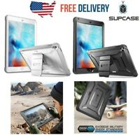 """For Apple iPad 9.7"""" SUPCASE Full-body Rugged Protective Case w/ Screen Protector"""