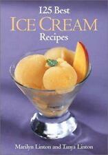 125 Best Ice Cream Recipes-ExLibrary