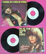 LP 45 7'' NADINE EXPERT I wanna be a rollin'stone Play the game of no cd mc dvd