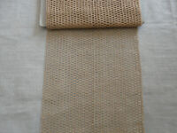 Antique French Bobbin Lace Wide Ribbon Linen Handmade Le Puy Vintage By the yard