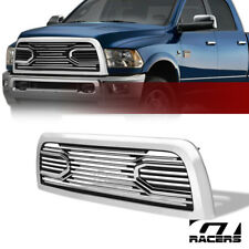 For 2010-2018 Dodge Ram 2500/3500 Chrome Big Horn Front Hood Bumper Grill Grille