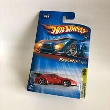 Hot Wheels Ferrari 575 GTC 2005 First Editions Realistix #3/20 GB9
