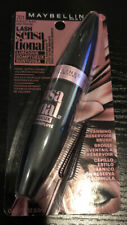 Maybelline Lash Sensational Luscious Mascara 701Blackest Black Washable Formula