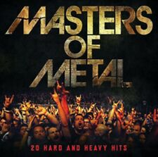 Various Artists - Masters Of Metal NEW CD