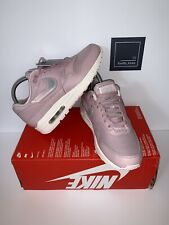 NIKE AIR MAX 1 JP TRAINERS SHOES - PINK - SIZE UK 5 - NEW - GENUINE