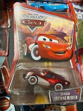 Mattel Disney Pixar THE WORLD OF CARS Cruisin' Lightning McQueen