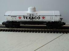 MTH 30-7316 ... TEXACO TANK CAR
