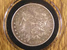 1886-O  Circulated Silver MORGAN DOLLAR * AirTite Holder
