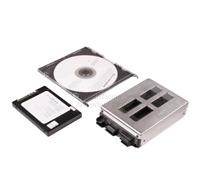 NEW SSD Hard Drive + Caddy + Backup disc Panasonic Toughbook CF-31 • Win XP / 7