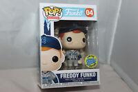 Funko Pop! Vinyl Figure - Aquasox #04 - Freddy Funko - Funko Field Exclusive