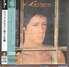 Eric Carmen Boats Against The Current Japanese Issue CD w/ OBI 1997 She Did It